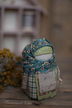 Народные куклы ручной работы. Ярмарка Мастеров - ручная работа Народная кукла-оберег  Крупеничка. Handmade.