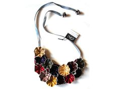 Items similar to Garden Necklace on Etsy