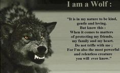 inspirational quotes about strength wolves - Google Search