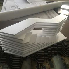 "좋아요 13.1천개, 댓글 50개 - Instagram의 Art & Architecture(@architects_need)님: ""#conceptual #model"""