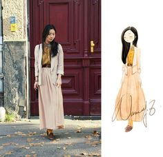 Sunday Afternoon In Your Street (by Nancy Zhang) http://lookbook.nu/look/1232227-Sunday-Afternoon-In-Your-Street
