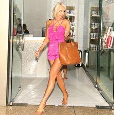 Pretty in Pink Sydney Fashion Blogger, Playsuits, Pink Fashion, Pretty In Pink, Night Out, Personal Style, Bodycon Dress, Jumpsuit, Feminine