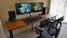 A friend suggested I share my new setup.