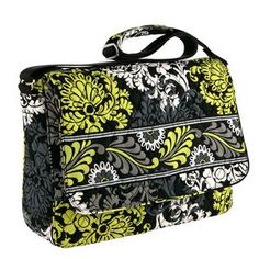 Vera Bradley Messenger Handbags Navy (12473069) | Finditrover.com Shopping
