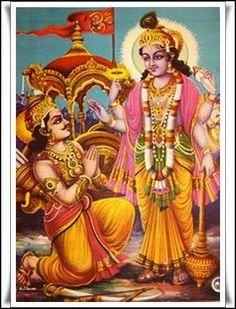 Las Revelaciones del Tarot: Prajapati - Dioses - Mitologia Hindu