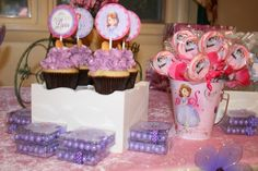 Sofia the First Birthday Party Ideas | Photo 1 of 5 | Catch My Party