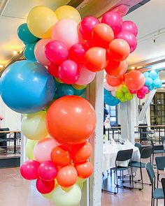 summer colors organic balloon arch Balloon Arch, Balloon Garland, Balloons, Summer Colors, Organic, Cake, Globes, Summer Colours, Kuchen