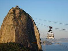 Bondinho do Pão de Açucar  Rio de Janeiro
