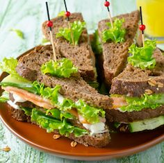 7 Creative Canned Seafood Recipes in Issue of Seafood Recipe News. Tinned fish is so versatile and inexpensive. Seafood Salad Sandwich Recipe, Fish Sandwich, Sandwich Recipes, Grilled Seafood, Grilled Fish, Fish And Seafood, Nightshade Free Recipes, Best Seafood Recipes, Smoked Fish