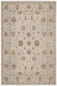 Nourison Heritage Hall HE-28 Rugs | Rugs Direct