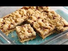 5-Ingredient Salted Caramel Crumble Bars Recipe - Pillsbury.com