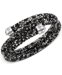 4fd1172e0a3f Swarovski Crystaldust Wrap Bracelet Swarovski Crystaldust