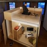 Cube, A Self-Contained Live Work Loft Unit.