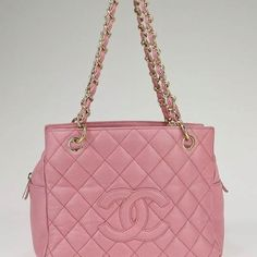 Classic Pink Chanel Bag