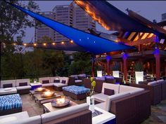 14 Lovely Options For Dining Al Fresco In Houston