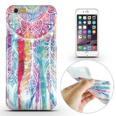 Slicoo iPhone 6 / 6S kryt Colorful Dreamcatcher