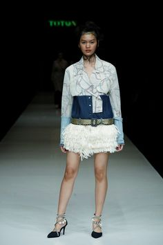 Toton | Ready-to-Wear - Spring 2018 | Look 3