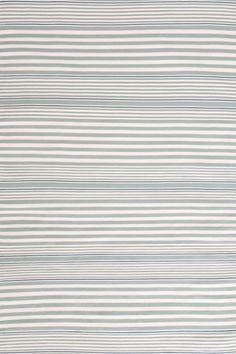 Rugby Stripe Light Blue