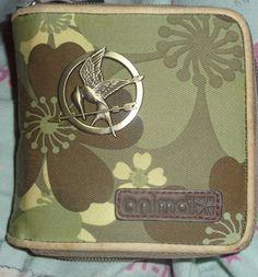 A Small Hunger Games Mockingjay Pin