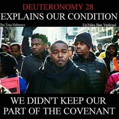 Explain Our Condition Black Hebrew Israelites, Babylon The Great, Tribe Of Judah, Bible Knowledge, Bible Truth, Truth Hurts, The Covenant, History Facts, Black People