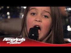 """6-Year-Old Aaralyn Scream Her Original Song, """"Zombie Skin"""" - America's Got Talent  6-Year-Old Aaralyn Scream Her Original Song, """"Zombie Skin"""" - America's Got Talent"""