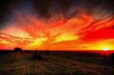 irish sunset | Found on sphotos.xx.fbcdn.net