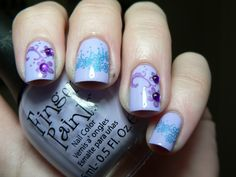 Nails @Brooklyn Hoyle You nned to check out the page I snagged this from... so many nail ideas!