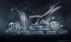 Koenigsegg One:1 by Nicklas Byriel on 500px
