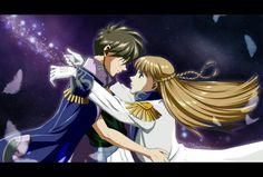 Alguien siempre cautiva hasta el más duro corazón. Gundam Wing.