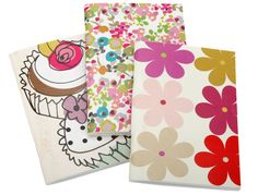 Caroline Gardner Pocket Notebooks