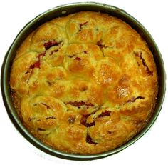 Putenbrust mit Champignons Bretonischer Pflaumenkuchen