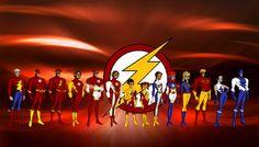 Todos os Flash