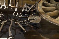 Maison de l'Outil  Wheelwright's tools