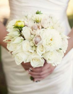 Imagen 49 El bouquet de Flores Blancas. Conoce los diferentes tipos de Ramos y…