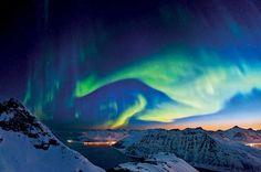 04 August 2012 Photo Of The DayCaption: Northern Norway Northern LightsImage Credit: HurtigrutenClick here to post your best or favorite photos and stand a chance to be featured here.