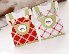 Cute welcome baby cards or birthday invitations (scrap passion)