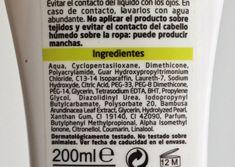 Tips para leer las etiquetas de los cosméticos