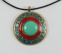 Pendant re-purposed vintage 001 by crquack on Etsy