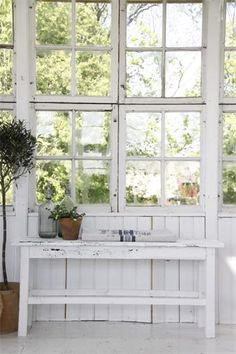 Love all the windows-----maybe for porch off kitchen or outside wall of dining room--series of 4 pane windows----dimensions to be determined.