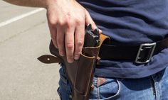 Texas lawmakers have approved the carrying handguns openly on the street. Gun control advocates have argued that open carry is less about personal protection than intimidation.