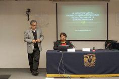 """Conferencia de la Dra. Guillermina Baena Paz """"La importancia de la prospectiva en las mediaciones tecnológicas para la educación superior"""", lunes 23 de noviembre de 2015, Auditorio de la CUAED, dentro de las actividades del PAPIME: Visiones sobre la Mediación Tecnológica en Educación."""