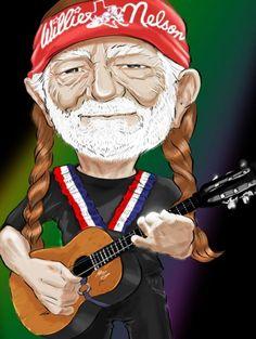 Robert S - Digital Caricature Artists - About Faces Entertainment