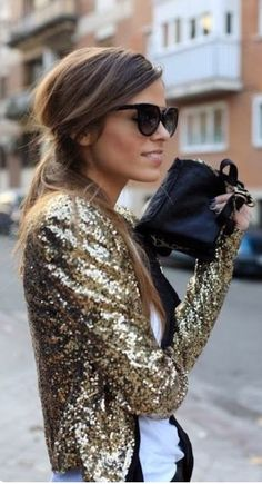GOLDEN JACKET