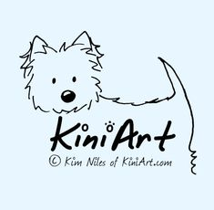 2011 KiniArt Westies