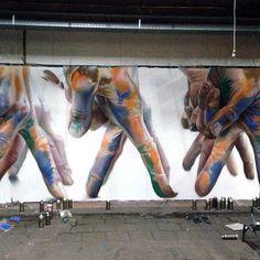 Case New Mural