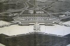 Melbourne Airport circa 1970