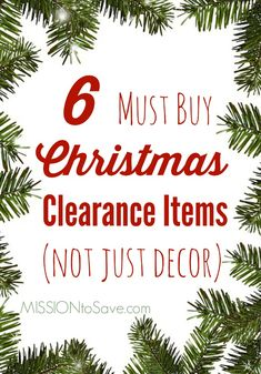 Sure you know that buying after season Christmas clearance items is a thrifty thing to do. I'm sure your mind first goes to things like replacing strands of lights and getting a few new ornaments. But decorations aren't the only deals you should snag on those clearance shelves. With a little creative (and thrifty) thinking, you can pick up items to use for months to come. Here are my 6 Must Buy Items on Christmas Clearance 1. Wrapping Paper – {Read More}