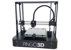 Noted: Pingo Affordable 3D Printer Now Available From $370 (video)