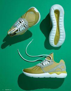 adidas Originals Tubular Runner: Green