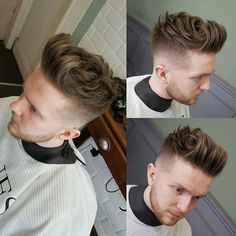 Haircut by thompeterbrown http://ift.tt/1XbPS2L #menshair #menshairstyles #menshaircuts #hairstylesformen #coolhaircuts #coolhairstyles #haircuts #hairstyles #barbers